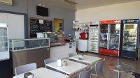 Corner Café Shop