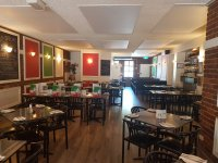 Licensed Italian Restaurant $ 6 nights 22000 takings